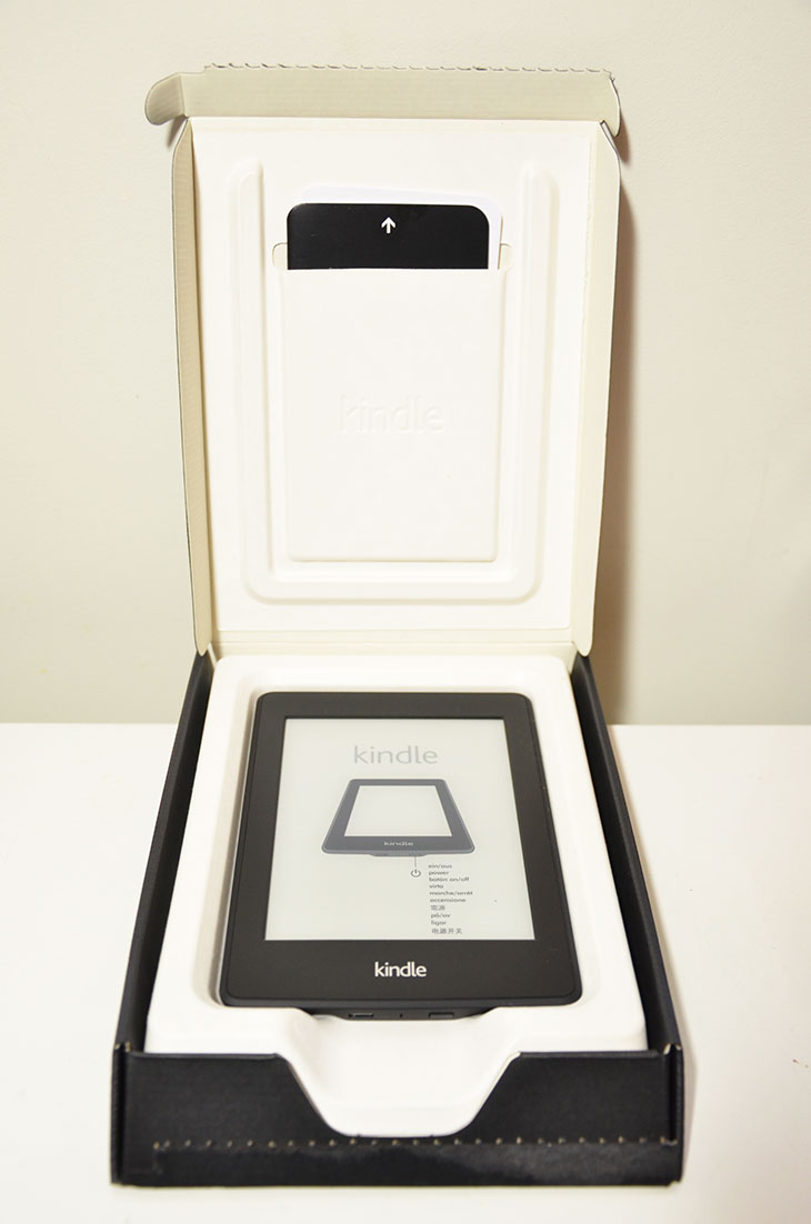 all_new_paperwhite_kindle 开箱