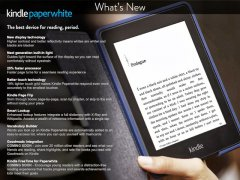 All-New Kindle Paperwhite的11项细节改进