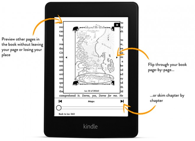 新一代Kindle Paperwhite的11项细节改进